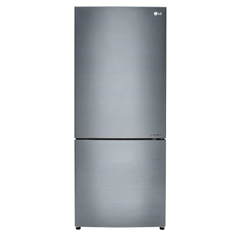 Freezer Lg 6 Rak lg electronics 15 cu ft bottom freezer refrigerator in