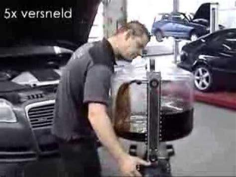 automaatbak spoelen audi a4 / versnellingsbak spoelen audi