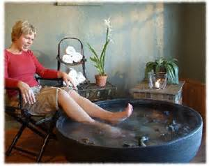 home foot spa how to make foot spa at home