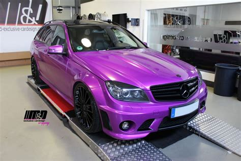 mercedes  amg   modell vollfolierung  candy