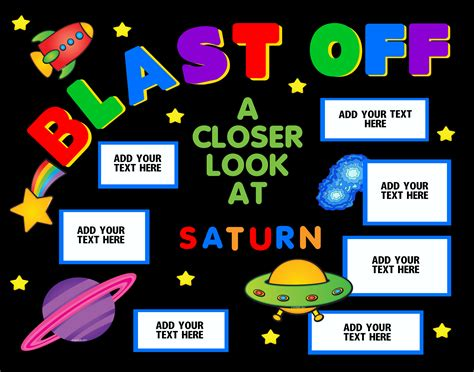 photo assignment themes make a science fair project poster ideas saturn