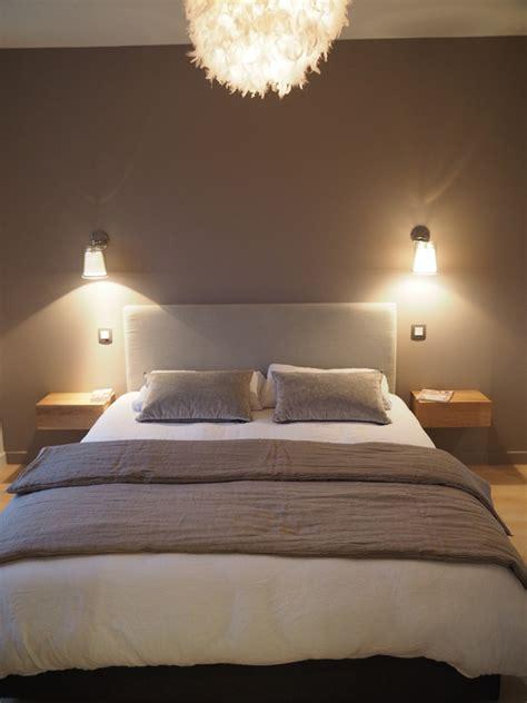 chambre a coucher couleur beige