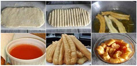 langkah membuat cakwe resep membuat cakwe goreng praktis enak lengkap dengan
