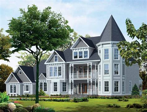 Victorian House Plans Cottage House Plans