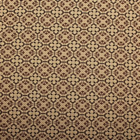 Upholstery Fabric Wi by Traditional Georgian Floral Geometric Tapestry