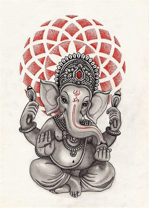 ganesha tattoo design best 25 ganpati bappa photo ideas on