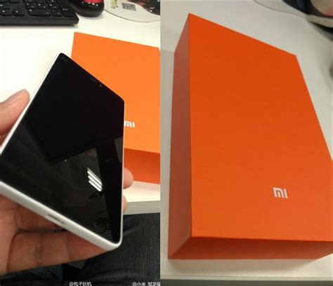 For Xiaomi Mi 4c Black Blue xiaomi mi 4c color variants retail packaging almost everything leaked ahead of launch best