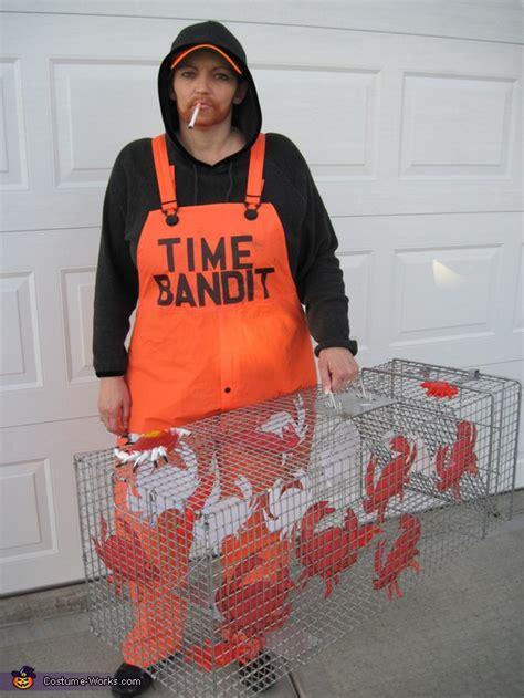 deadliest catch crab fisherman costume