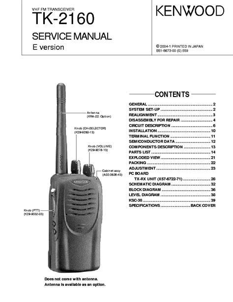Kenwood Tr 7730 Sm Service Manual Free Download