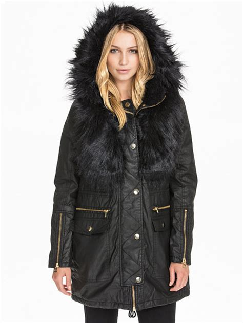 River Island Gift Card Page - power parka jacket river island black jackets clothing women nelly com uk