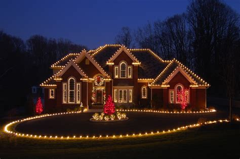 Amazing Candy Cane Outdoor Christmas Lights #2: Good-House.jpg