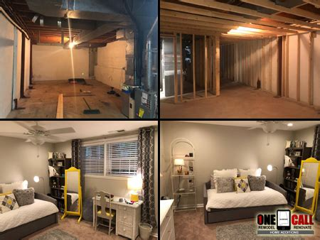 birmingham basement remodel pictures