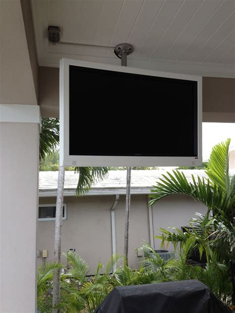 1000 images about patio tv ideas on tub