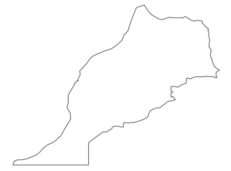 draw an africa map geo map africa morocco