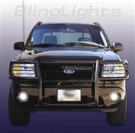 ford ranger fog lights 2001 2003 ford ranger xenon fog lights ls blue white 02