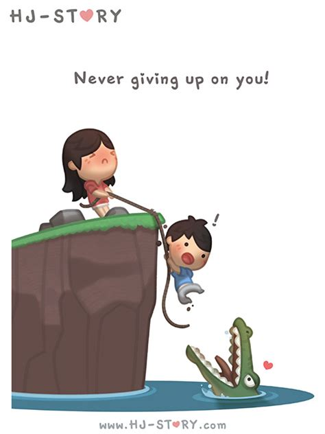 imagenes never give up never give up on you by hjstory on deviantart