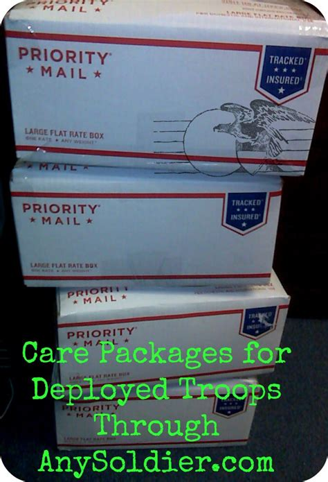 Care Packages For Soldiers Quot Thank You For Your Support by Care Packages For Deployed Troops Thanks To Anysoldier Cm