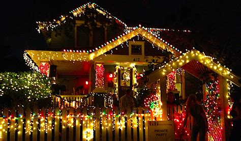 lights in the heights 2015 route 365 houston