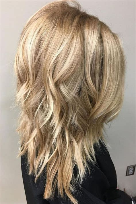 Layered Haircuts For 50ish Age Group   medium length layered hairstyle contains layered hairstyle