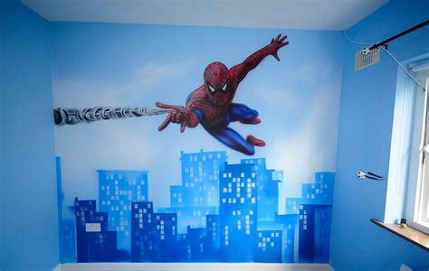 spiderman bedroom ideas spiderman bedroom decorating ideas spiderman wall bedroom decorating ideas bedroom