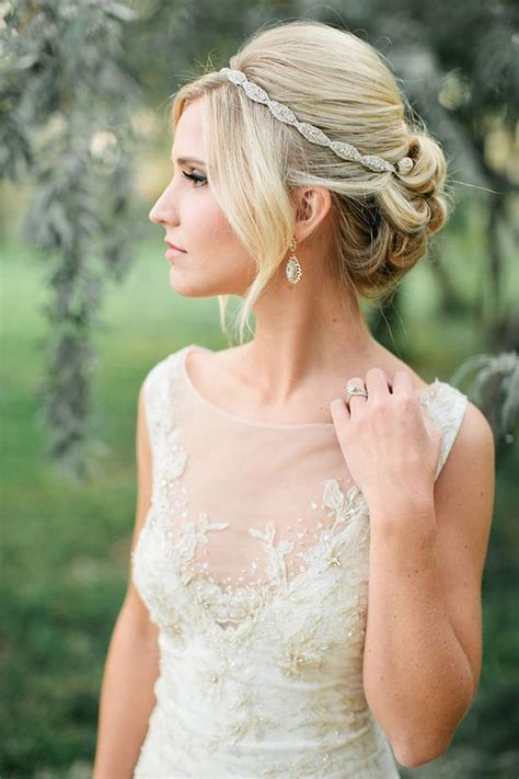 5 Inspired Wedding Hairstyles by 25 Ridiculously Bridal Updos Chic Vintage Brides