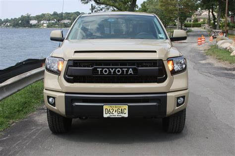 Tundra Trd Pro Reviews by The Toyota Tundra Trd Pro Takes You And All Your Stuff