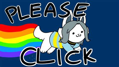 Temmie Memes - undertale nyan temmie by luckoon on deviantart
