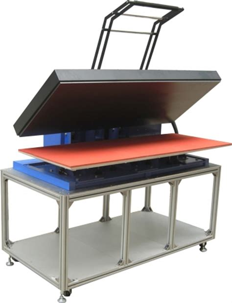 heat press table working table for heat press