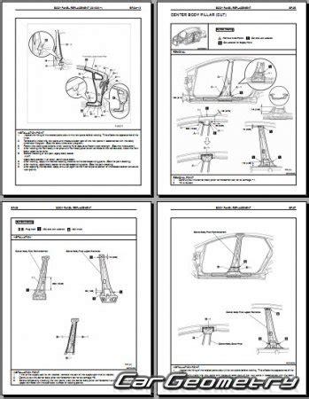 2012 toyota prius problems online manuals and repair information кузовные размеры toyota prius phv zvw35 2012 2015 collision repair manual