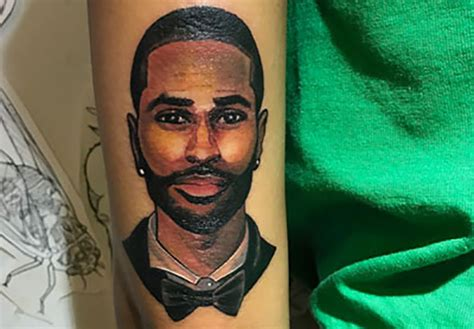 big sean tattoos jhen 233 aiko gets big