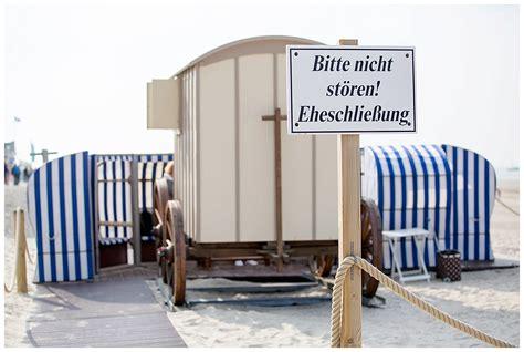 Hochzeit Norderney by Hochzeit 1000 Mal Ja Am Strand Norderney Nordsee Magazin