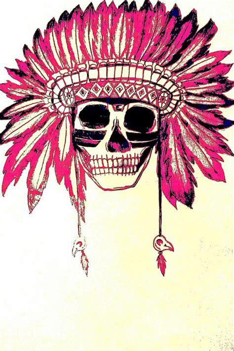 native american skull image   patrisha
