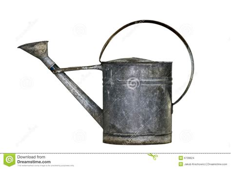 watering  stock photo image  pour metal