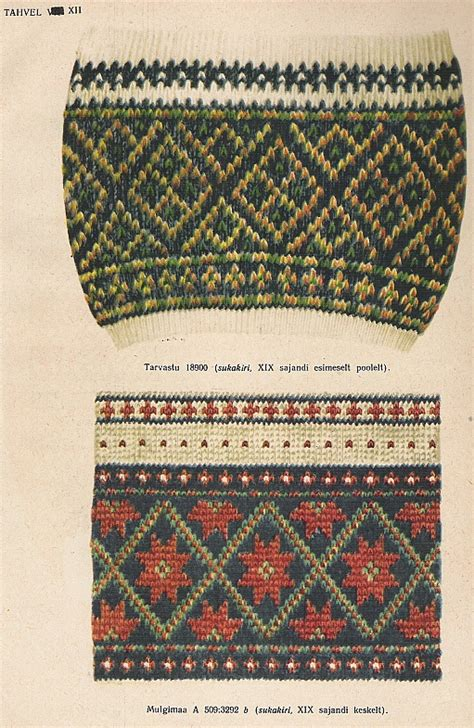 ethnic pattern socks 251 best estonian knitting images on pinterest