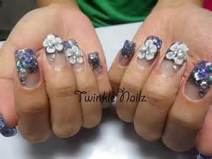 beutiful nail painting