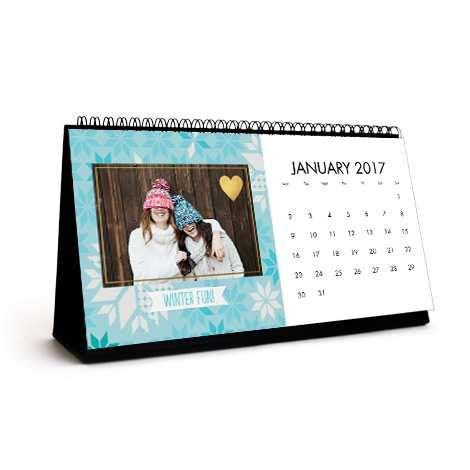 Photo Desk Calendar by Photo Calendars Desktop Calendars Wall Calendars