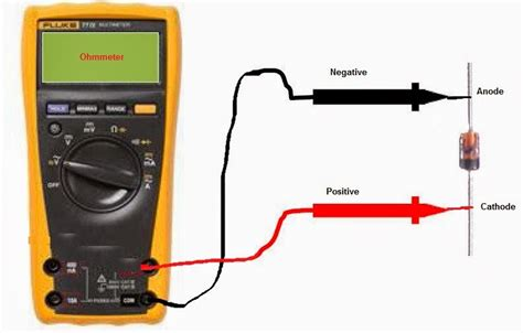 how to measure a rectifier diode keysemi