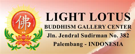 Gelang Mantra Buddha light lotus buddhism gallery center vihara vajra bhumi