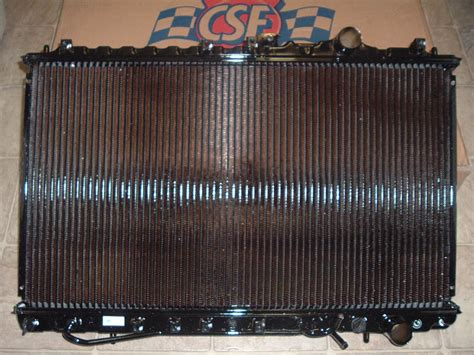 popular eclipse radiator buy cheap eclipse radiator lots 1995 mirage ls 4g93 cooling system