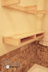 how to build floating shelf plans free