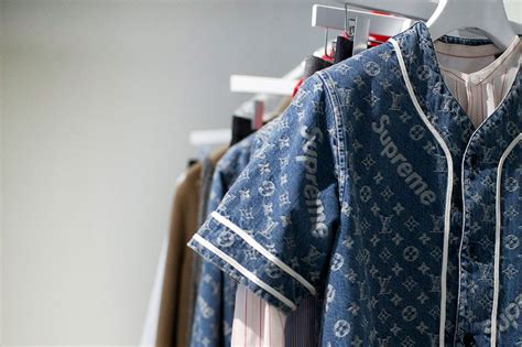 Big Saleee Lv Limited Seprem louis vuitton x supreme co branded denims camouflage jackets and bags