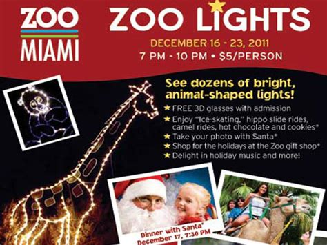 Top Spots To See Christmas Decorations 171 Cbs Miami Zoo Miami Zoo Lights