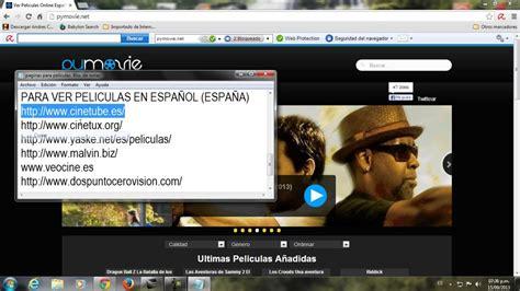 pelculas por no on line en espaol gratis ver peliculas gratis en espanol completas 2015 youtube