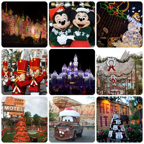 christmas decoration at disneyland inspiring quotes and
