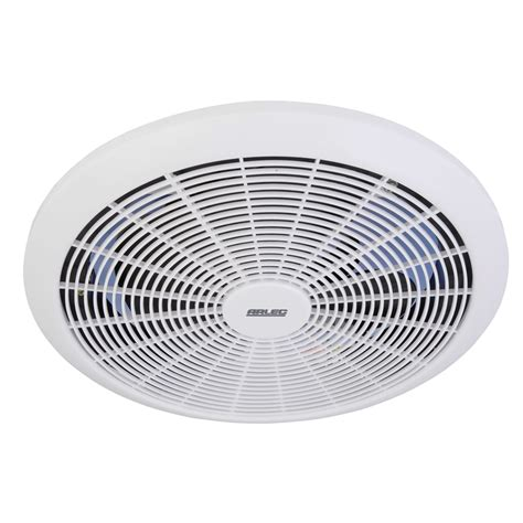 toilet fan without exhaust arlec 250mm white exhaust fan ebay