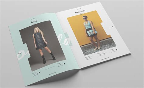 10 Fashion Clothing Catalog Templates To Boost Your Business Catalogue Brochure Templates