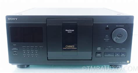 Sony As 200 sony cdp cx88es 200 disc cd changer player
