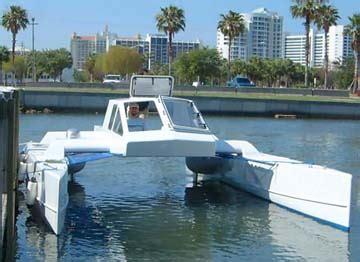 catamaran hull wave interference kurt hughes multihull design catamarans and trimarans