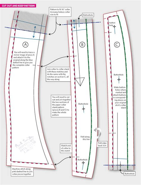 pattern for shirt collar 14 best sewing yokes images on pinterest sewing