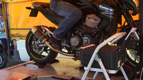 banc de puissance moto banc de puissance moto z800e